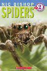 Spiders by Nic Bishop (Paperback / softback)