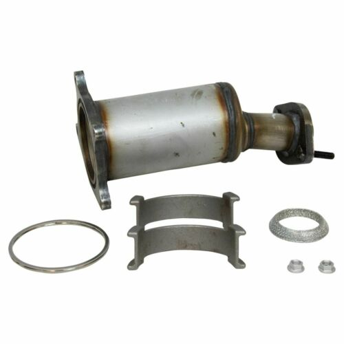 Rear Exhaust Catalytic Converter /& Gasket Kit for Ford Lincoln Mazda Mercury