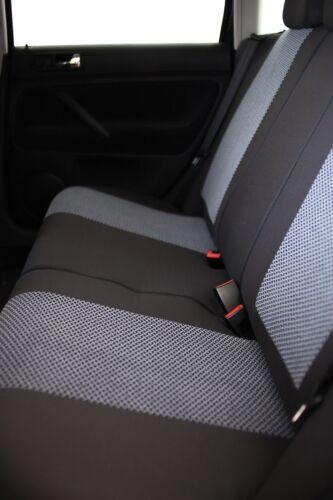 Schonbezüge Autositzbezüge Sitzbezüge passend für Skoda Fabia Elegance P2