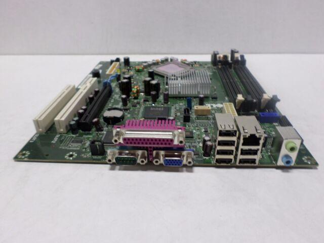 Dell OptiPlex 745 Desktop Motherboard Socket LGA775 RF705 Tested!