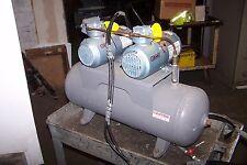 Gast 14 Hp Dual Head Oil Less Piston Vacuum Pump Compressor 2hah 24 M200x