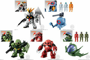 Bandai-Mobile-Suit-Gundam-Micro-Wars-3-10Pack-Scatola-Candy-Giocattolo