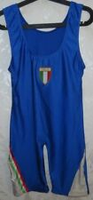 BODY CANOTTAGGIO ROWING NUOTO SWIM TRIATHLON BEACH ITALIA ITALY NAZIONALE SZ.50