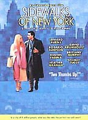 Sidewalks Of New York Edward Burns, Heather Graham, Penny Balfour, Michael Leyd - $6.19