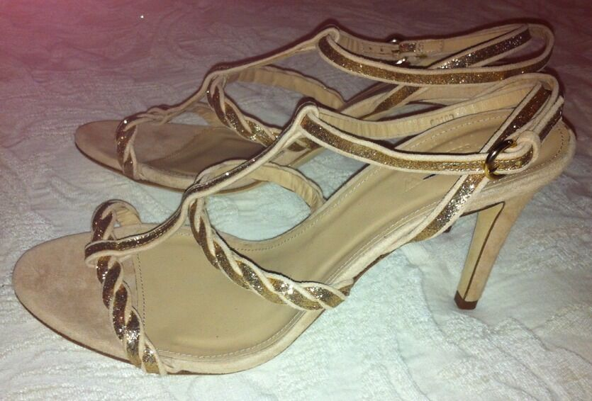J Crew 7.5 Collection 69109 Strappy Glitter Glitter Glitter Sandals Heels NEW Gorgeous Sandal e8f6fb