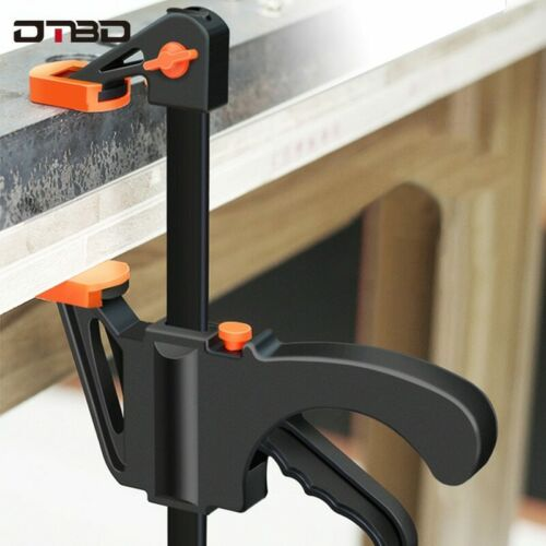 DTBD Spreader Work Bar Clamp F Clamp Gadget Tool DIY Hand Speed Squeeze Quick