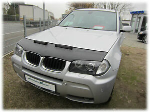 Image Is Loading BMW X3 E83 2003 2010 CUSTOM CAR HOOD