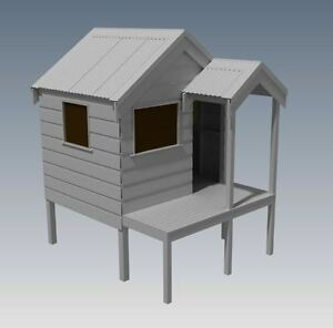 CUBBY-HOUSE-PLAY-HOUSE-Build-One-With-Your-Children-Full-Building-Plans-V2