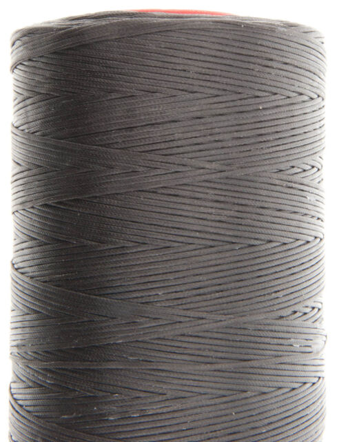 RITZA TIGRE WAXED HAND SEWING THREAD 0.8mm FOR LEATHER//CANVAS 2 NEEDLES  PURPLE