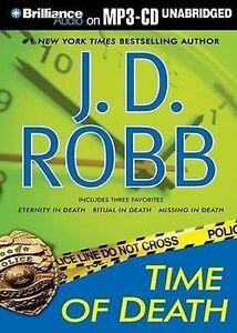 J D Robb Audio Books Details about J...