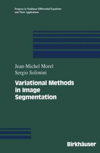Variational Methods in Image Segmentation: with seven image processing experimen