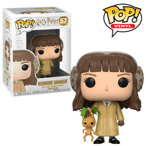 Hermione Herbology Funko Pop Vinyl Figure Official Harry Potter Collectables Ebay