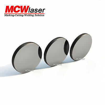 HQ K9 Si Mo Cu Mirrors for 30-200W CO2 Laser Engraver Cutter 19 20 25 30 38.1mm
