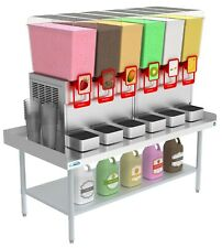 Stainless Steel Commercial Equipment Stand 30 X 60 16 Guage Griddle Stand