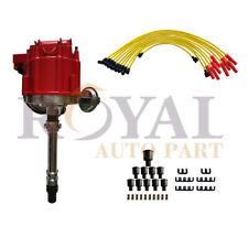 Racing Chevy V8 Hei Distributor With 65k Coil 7500rpm 350 454 Sbc Bbc Gm08 Fits Pontiac