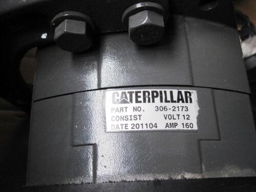 New Holland Caterpillar Claas Lexion alternator 12v//160a alternateur