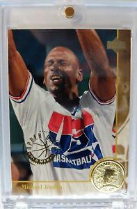 1994-94-Upper-Deck-USA-Basketball-Gold-Medal-Michael-Jordan-85-Dream-Team
