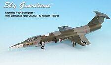 F-104 West German AF JG 36 War Airplane Miniature Model Metal Die-Cast 1:72 Part