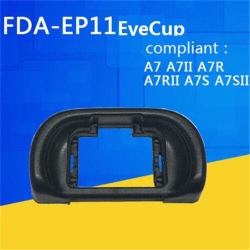 Oculare in gomma Eyecup FDA-EP11 per Sony A9 A7 A7R A7S A7K A7II A7M2 A7R A7S