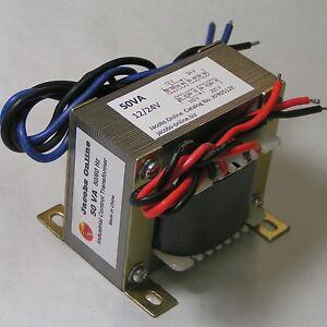s l300 transformer, electrical, step down 50va 12 24v output, foam cutting