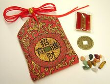 FENGSHUI FORTUNE BAG FOR GOOD LUCK AND FORTUNE