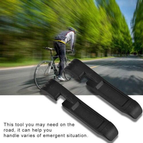 1Pair 2 in 1 Bike Tire Levers Master Link Chain Pliers Bicycle Wheel Repair Tool
