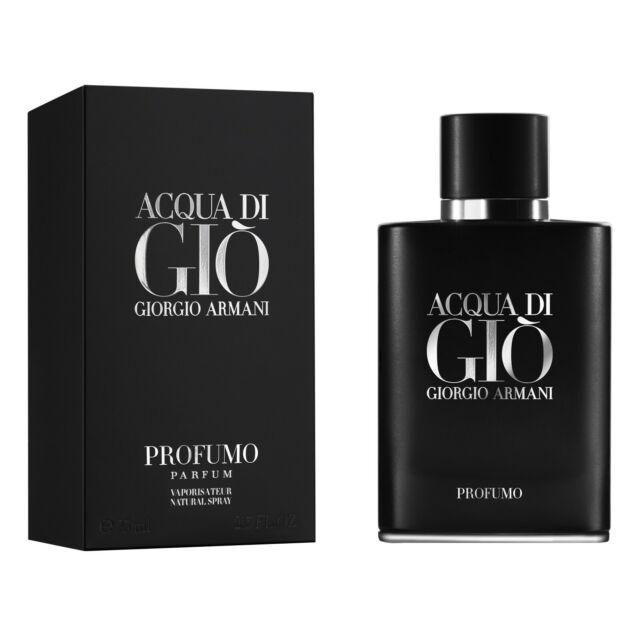Giorgio Armani Acqua Di Gio Profumo 3.4oz Men's Eau De Toilette