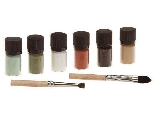 FALLER 170695 Patina-Set Farbpigmente 6 Farben je 10 g