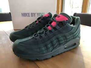 Details about NIKE AIR MAX 9095 HYBRID PATTA iD SZ 8 neon sean wotherspoon supreme force cdg
