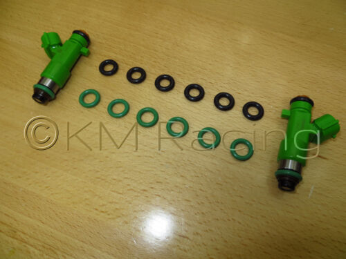 Infiniti 3.5L Fuel Injector Seal//O-Ring Kit for 2007-2014 Nissan VQ35HR