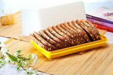 Tupperware Loaf Bread Server Box - Bread Container - 100 % genuine