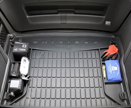 TM TAILORED RUBBER BOOT LINER MAT for FIAT 500 since 2015