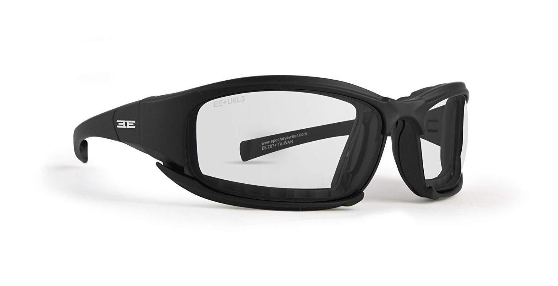 New Epoch Eyewear Hybrid Photochromic  Ansi Z87.1+ Motorcycle Sunglasses  the latest
