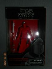 Star Wars The Black Series chef suprême snoke Figure-No.54 Collectors Box