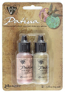 Patina Paint Metal Paint for Jewelry Vintaj Patina Cherished