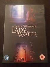 Lady In The Water (DVD, 2007) m. night shyamalan film, region 2 uk dvd