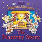 Magnetic Adventures - The Nativity Story by Juliet David (Novelty book, 2015)