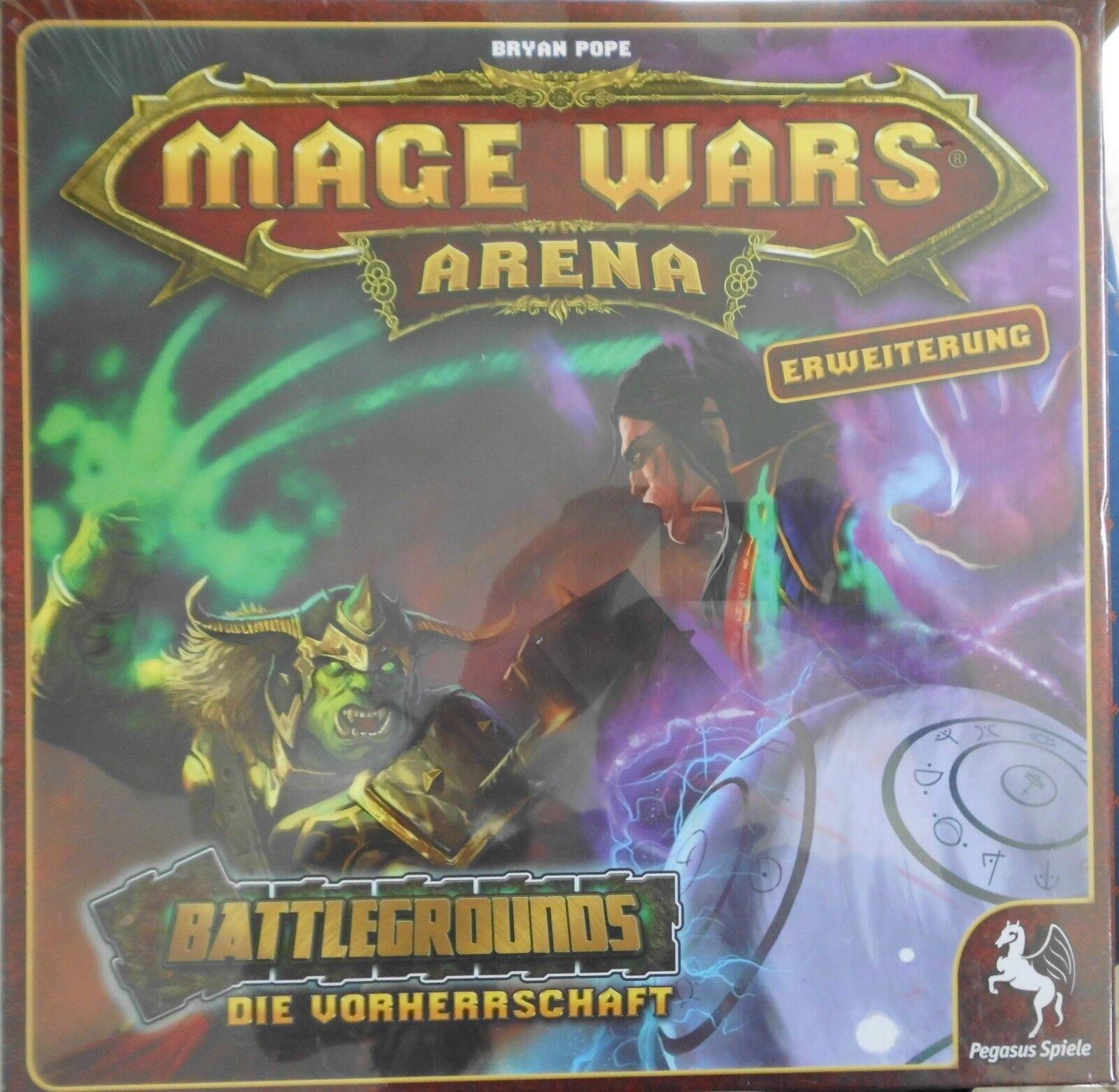 Slang Wars Arena: 4 estensioni/Pegasus  OVP