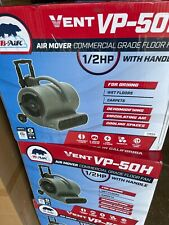B Air Blower Fan 2820 Cfm Abs 12 Hp Gray Vp 50
