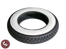 "Vespa/lambretta Calidad Whitewall Continental 10 ""de neumáticos"