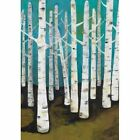 Birch Forest Flexi Journal by Lisa Congdon (Diary, 2008)