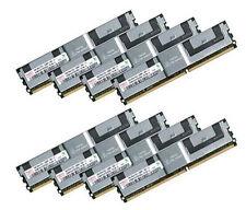 8x 4GB 32GB RAM Intel Server S5000VSA S5000VXN 667 Mhz FB DIMM DDR2 Speicher