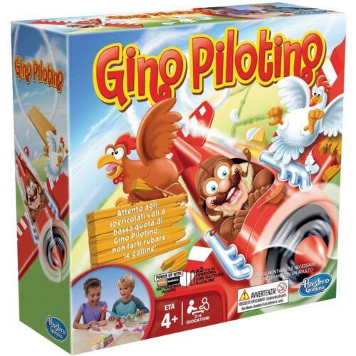 Gino Pilotino Gioco da Tavolo Hasbro
