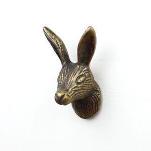 Image Is Loading Hare Rabbit Door Drawer Pull Cute Animal