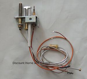 Heat n Glo Sit Top Mount Pilot Assembly Propane by Heatilator