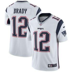 RBK Patriots 'Tom Brady' Jersey Boys size 14-16 L White   eBay