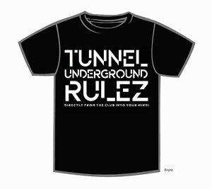 Tunnel-Shirt-034-UNDERGROUND-RULEZ-034-Boys-Groesse-XXL