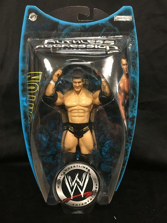 WWE Randy Orton Ruthless Aggression Jakks Pacific 2004 SERIES 11.5 Figure 215