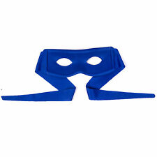 Ninja Style Mask For Super Hero / Party - Blue