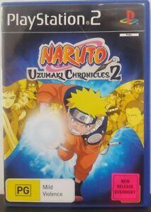 786d05374b3 Naruto: Uzumaki Chronicles 2 - PS2 Game 3296580804658 | eBay